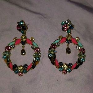 JCrew earrings. Never worn.